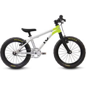 """Early Rider Belter Trail 16"""" - Bicicletas para niños - verde/Plateado"""
